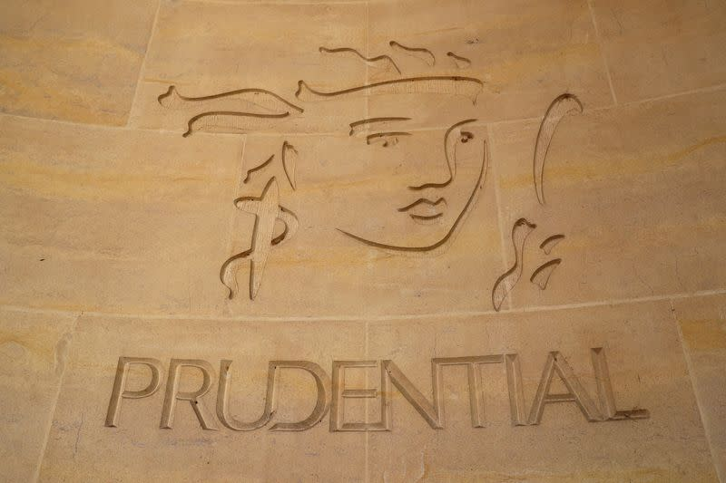 Prudential to exit U.S. business as first-half operating profit falls