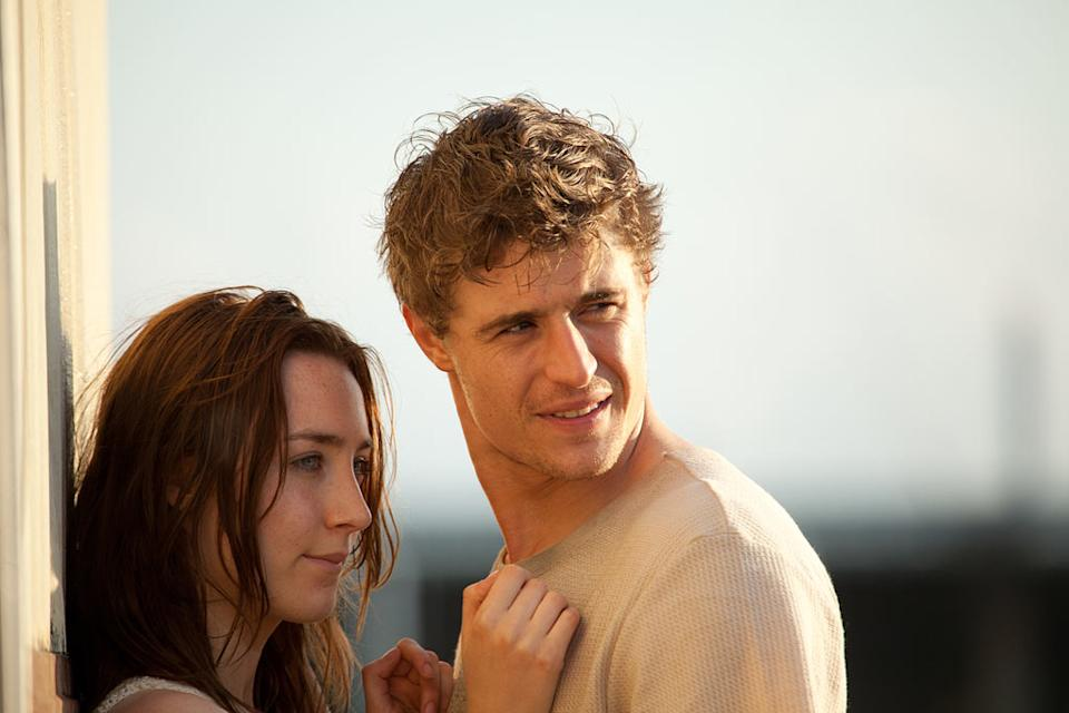 "Saoirse Ronan and Max Irons in Open Road's ""The Host"" - 2013"