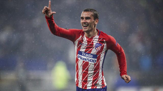 After Barcelona were linked with signing the forward for a year the France international said he understands why Atletico Madrid fans were nervous