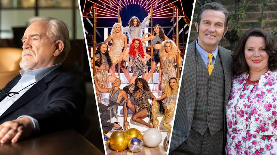 As the nights draw in, the best telly begins to roll out. (Sky/BBC/ITV)