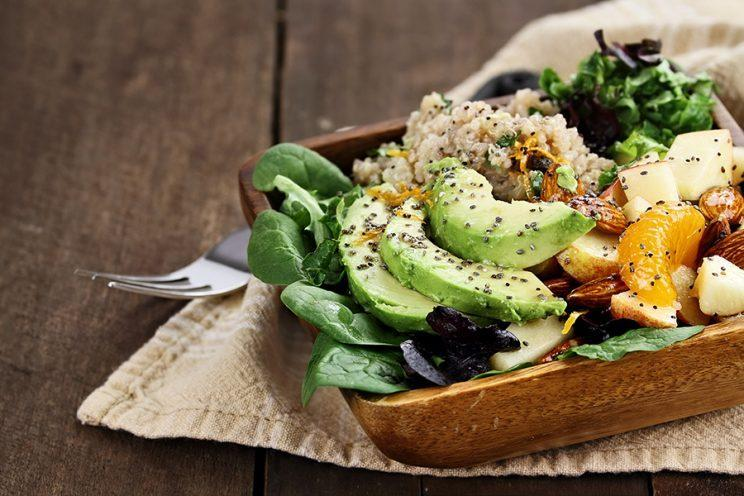 Healthy fats, like avocado, are essential in many diets.