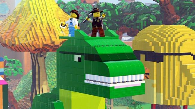 Classic Space: DLC Lego Worlds