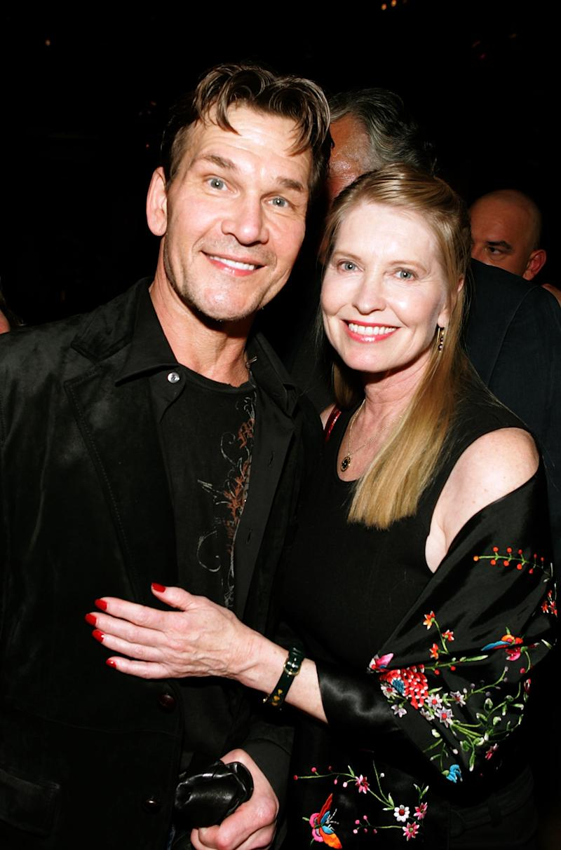 Patrick Swayze's Widow Lisa Still Feels His Presence — And Believes They'll Be Reunited