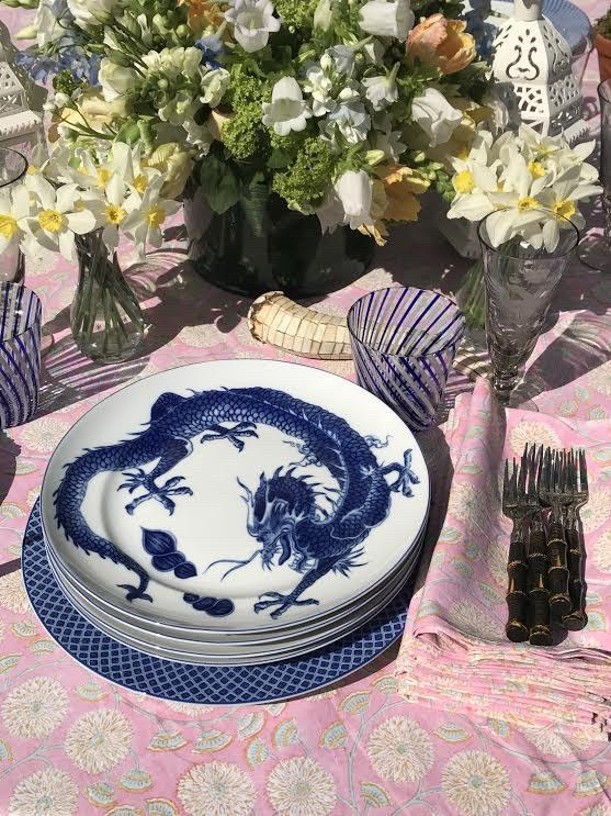 India Amory Releases New Table Linens, and Partners with ...