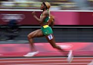 Jamaica's Elaine Thompson-Herah is favourite to add the 200 gold to her 100m crown
