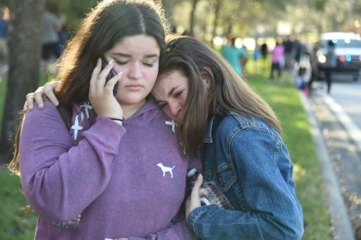 <p>17 killed in Florida school shooting by former student: sheriff</p>