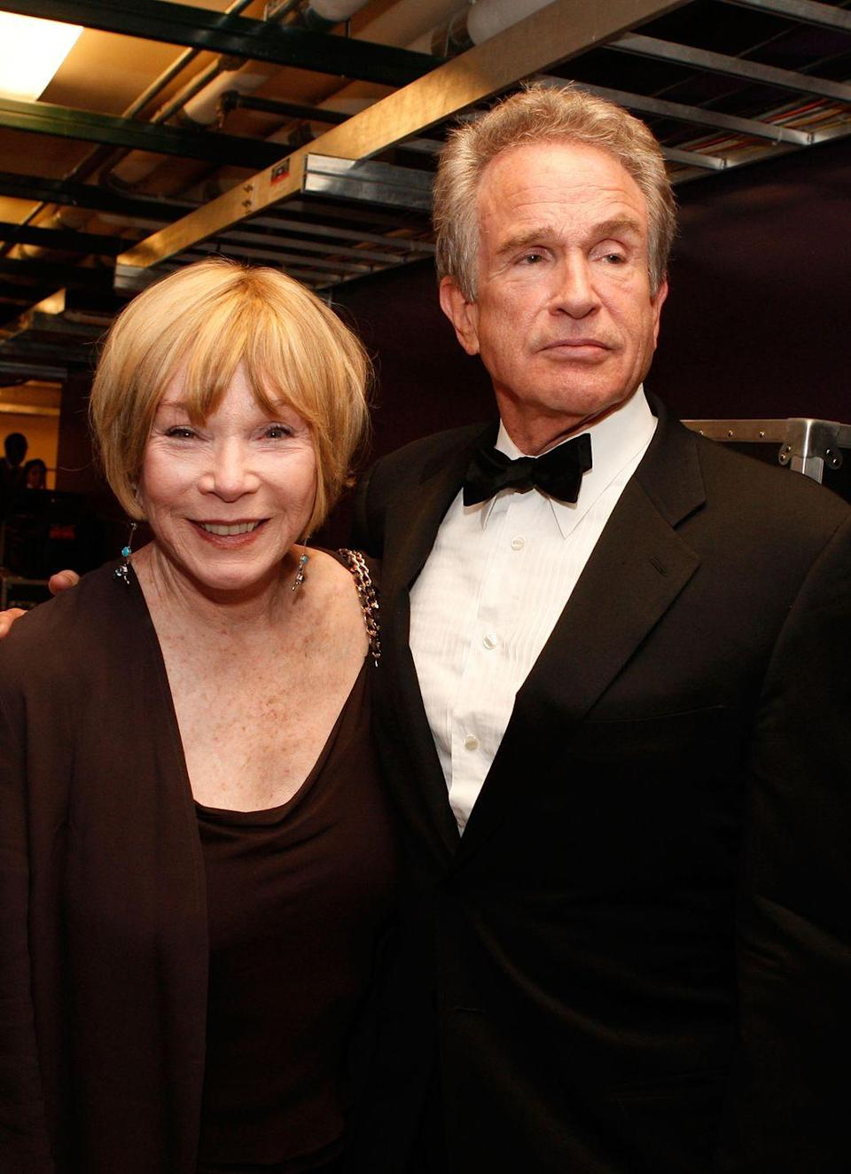 <p>We bet you didn't even know Warren Beatty and Shirley MacLaine were siblings—not many do. But after seeing them side-by-side, with their button noses and deep set eyes, it seems so obvious.</p>