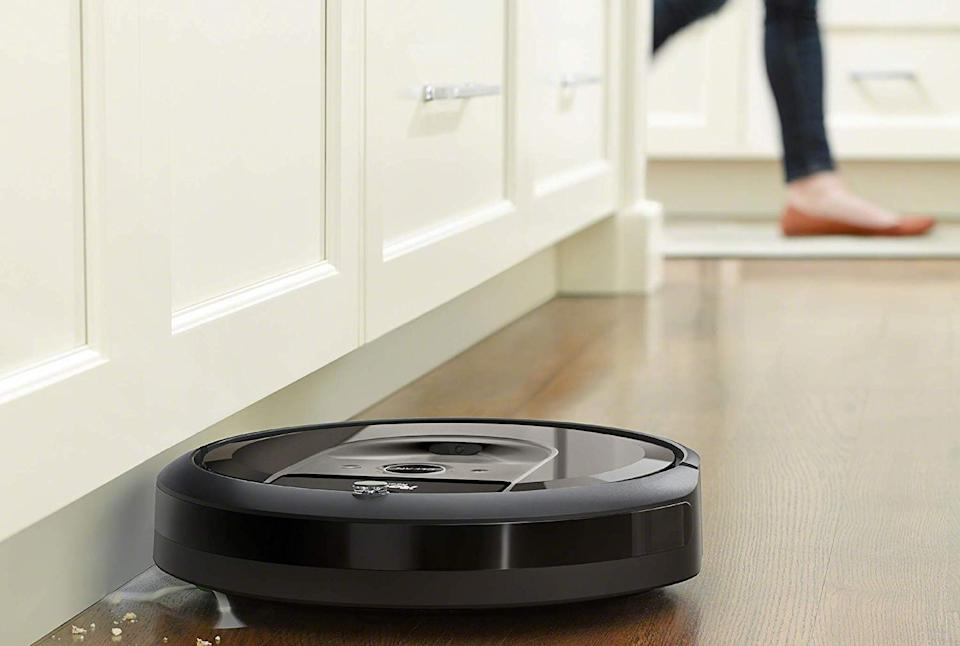 Now you can clean your home, even if you're not there. (Photo: Amazon)