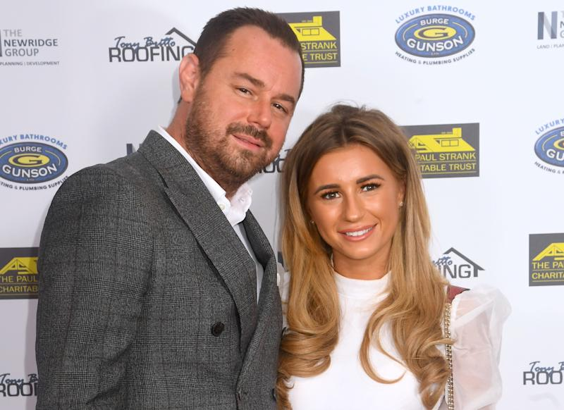Danny Dyer is to become a grandfather as his daughter Dani is expecting her first child. (Getty Images)
