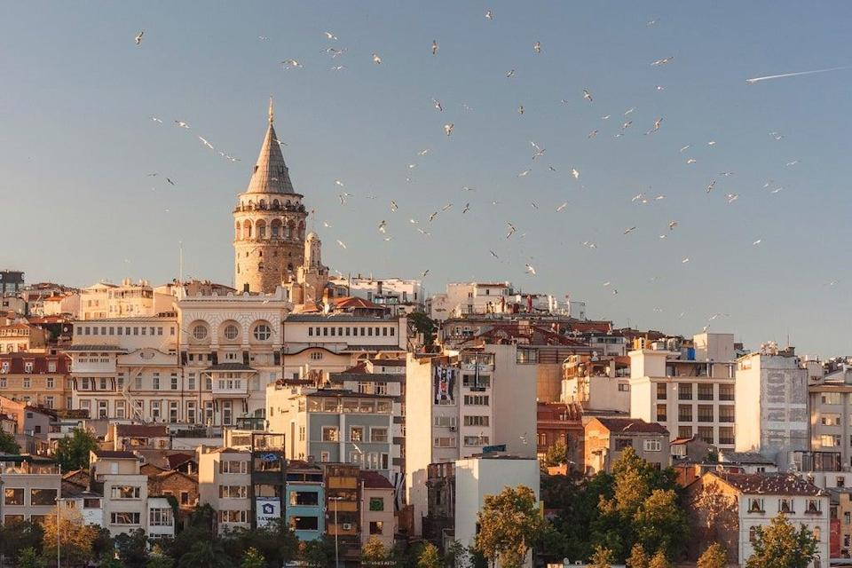 Best of both worlds: Istanbul straddles two continents (Unsplash)
