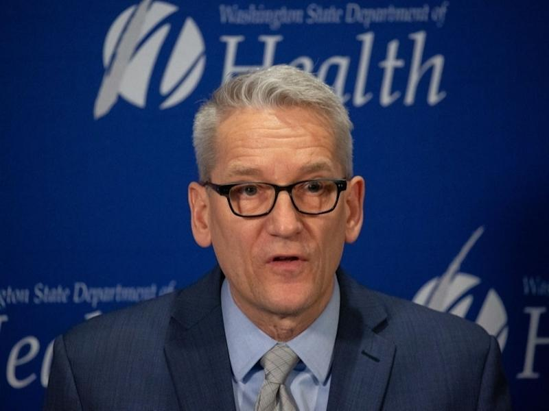 Wiesman submitted his resignation plan to the governor in early March, according to the Department of Health.