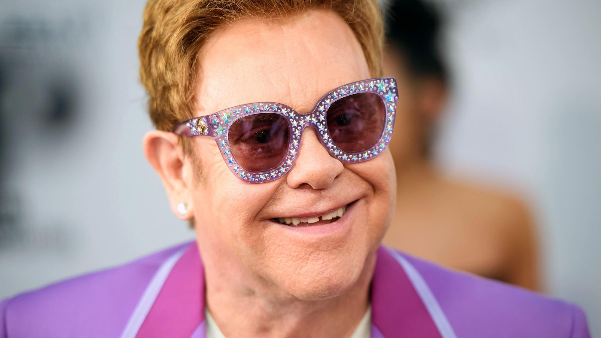 Sir Elton John pens essay for new book The Queer Bible
