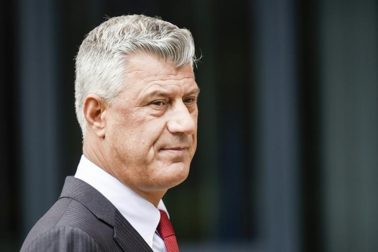 Ex-Kosovo president Hashim Thaci will face a court on Monday over charges over the 1990s conflict with Serbia