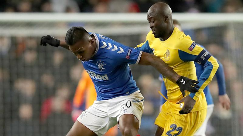Rangers 2-0 Porto: Quick-fire double wins it for Gerrard's Gers