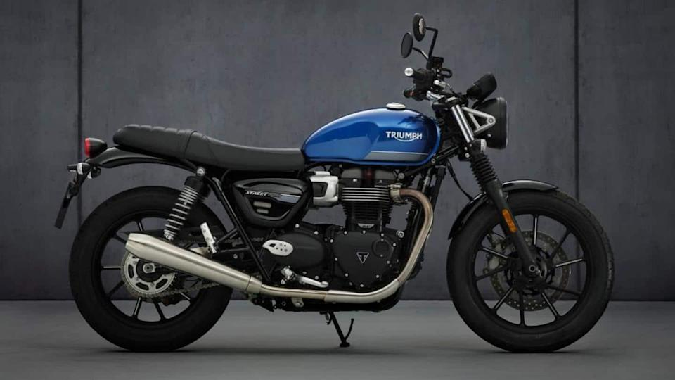 2021 Triumph Bonneville Street Twin launched at Rs. 7.95 lakh