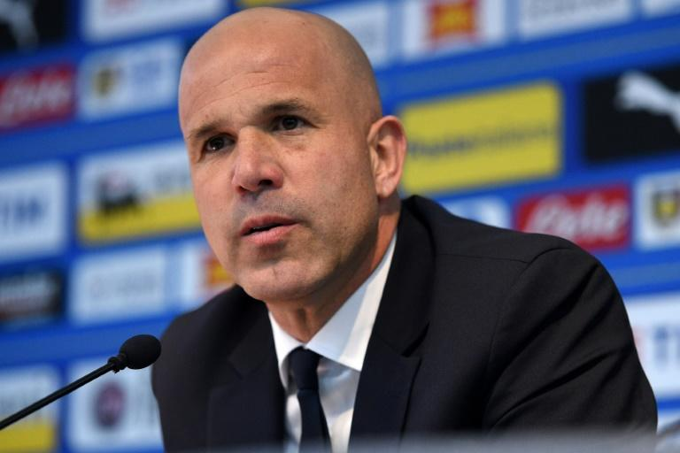 Luigi Di Biagio takes over as SPAL coach