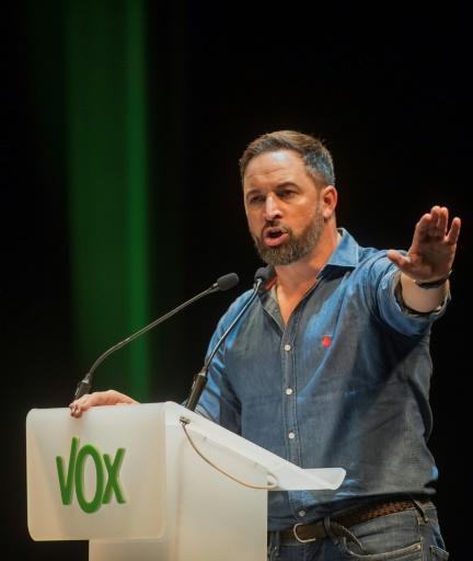 Vox leader Santiago Abascal is the first far-right leader to take place in a televised election debate