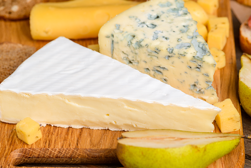 Can Your Raw Cheese Plate Kill You?