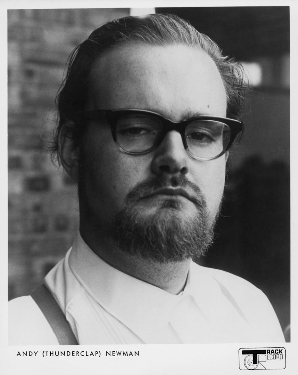 """Andy """"Thunderclap"""" Newman was the pianist for the band Thunderclap Newman, best known for the 1969 hit """"Something in the Air."""" He died on March 30 at age 73. (Photo: Michael Ochs Archives)"""