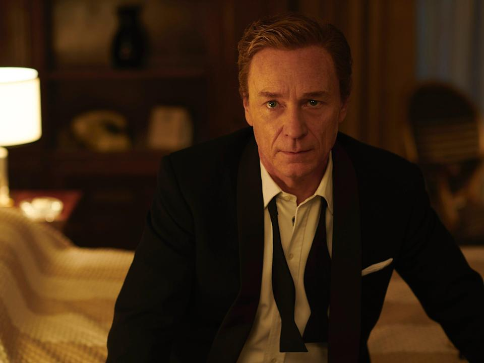 ben daniels the crown season three