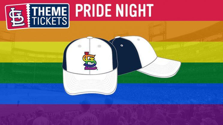 The Cardinals announced their first pride night on Friday. (Cardinals)