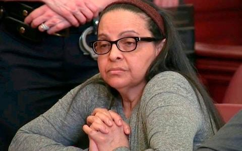 Yoselyn Ortega killed 6-year-old Lucia Krim and 2-year-old Leo Krim in October 2012 - Credit: AP