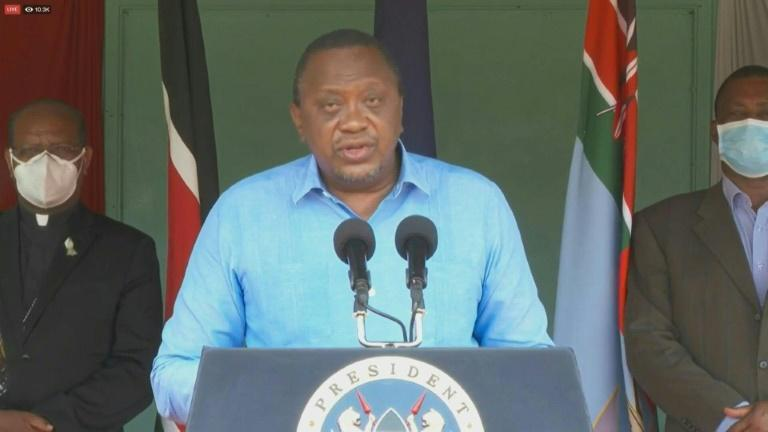 Kenya President imposes new Covid lockdown on Nairobi and nearby counties