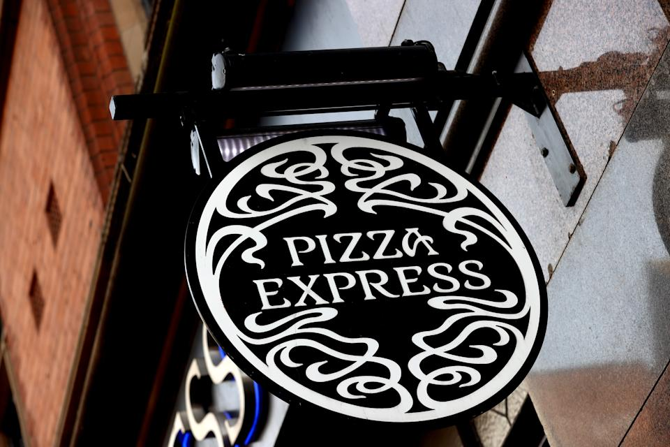 Pizza Express has closed its restaurants to help limit the spread of coronavirus (Getty)