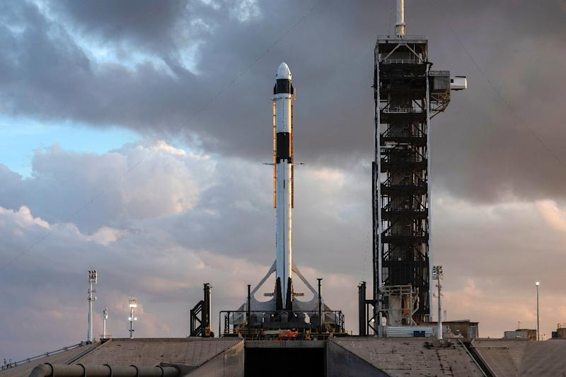 SpaceX Crew Dragon launch today