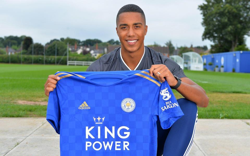 Youri Tielemans is looking forward to achieving much success after completing his club record £40 million move to Leicester City. - Leicester City FC