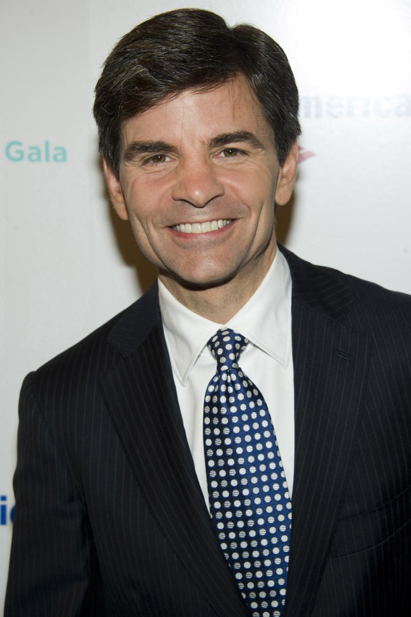 Competitiveness drives Stephanopoulos at ABC