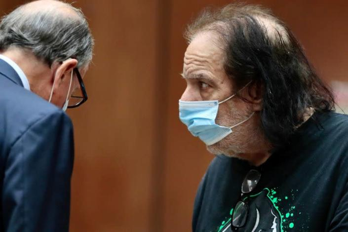 Adult film star Ron Jeremy makes first appearance in Los Angeles Criminal Court