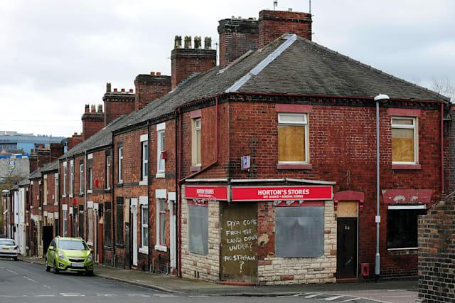 £1 houses for sale in Stoke