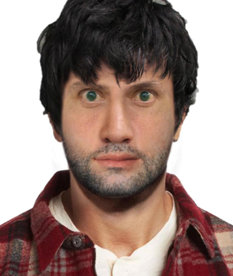 Corio sexual assault: A composite image of a man Victoria Police said might be able to assist with their investigation. Source: Victoria Police