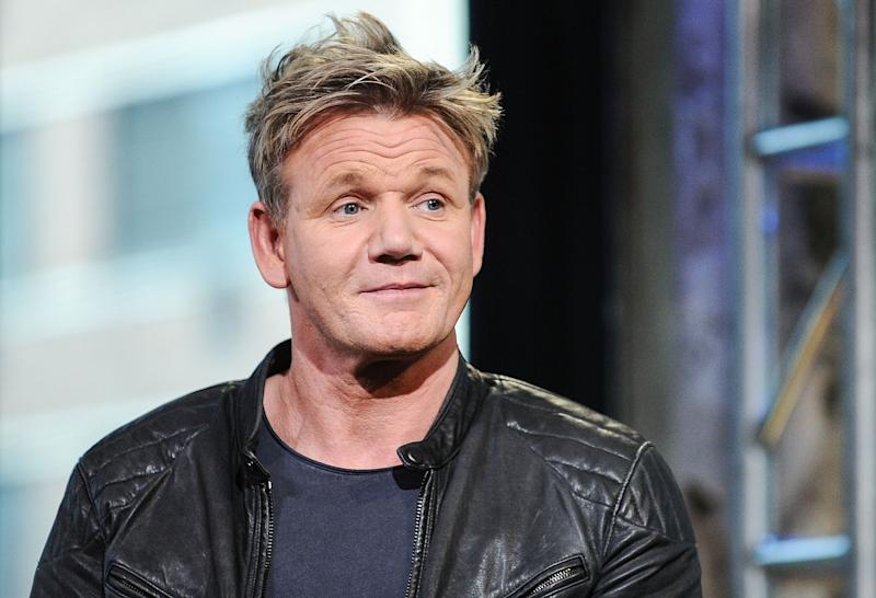 Gordon Ramsay's Father-in-Law Jailed for Hacking Celebrity Chef's Computers