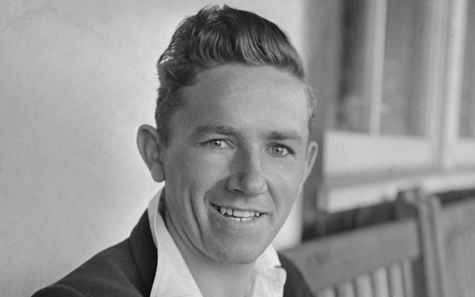 Don Smith in 1959 - Colorsport/REX/Shutterstock