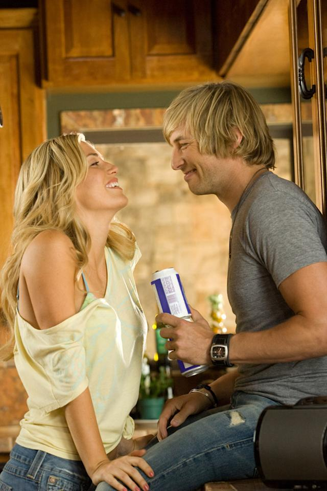 "<a href=""http://movies.yahoo.com/movie/contributor/1804717300"">Willa Ford</a> and <a href=""http://movies.yahoo.com/movie/contributor/1809714915"">Ryan Hansen</a> in New Line Cinema's <a href=""http://movies.yahoo.com/movie/1810022022/info"">Friday the 13th</a> - 2009"