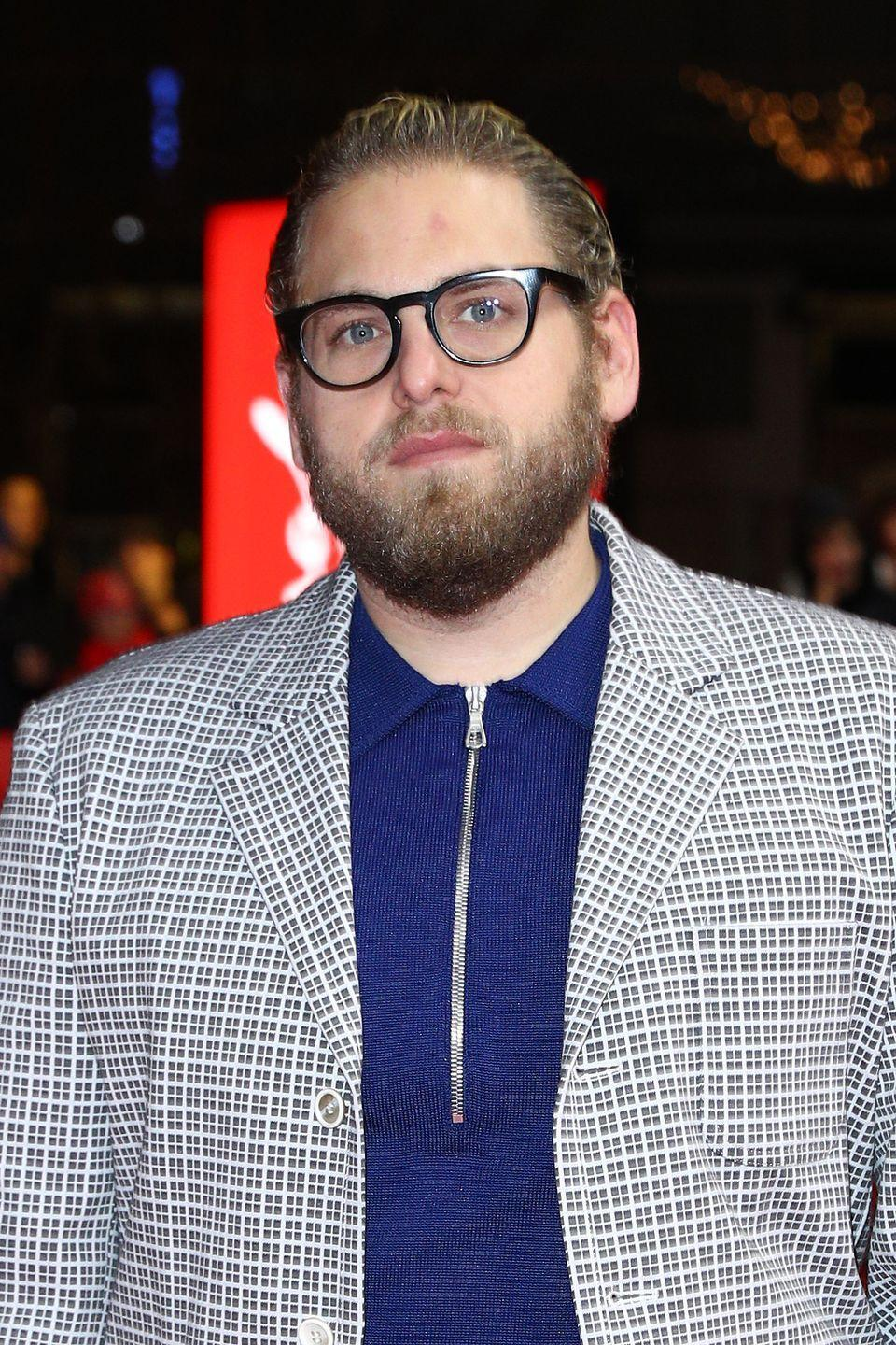 <p>Like Emma Stone, Hill got his big break in mid-aughts comedies like 2007's<em> Superbad.</em> He moved on to serious Oscar contenders, such as <em>The Wolf of Wall Street </em>(2013). Hill recently got his first TV lead in 2018's <em>Maniac </em>as Owen Milgrim, a sad New Yorker recovering from a mental breakdown. </p>