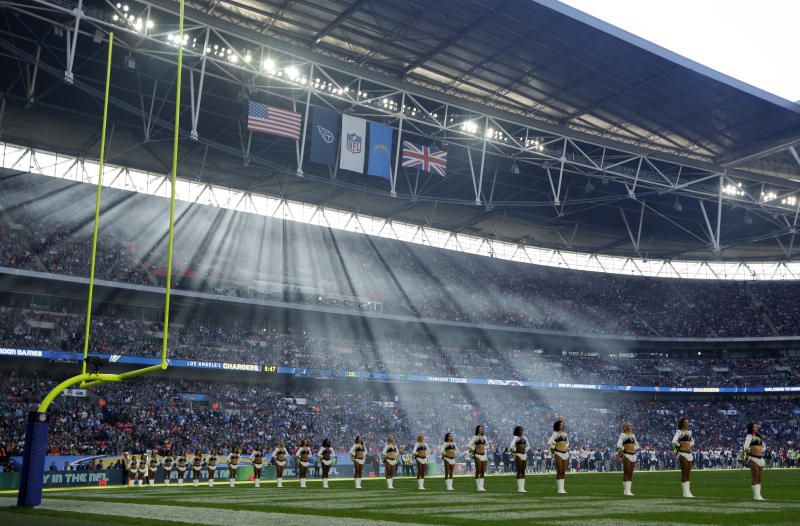 Jaguars announce London game opponent for 2019 season
