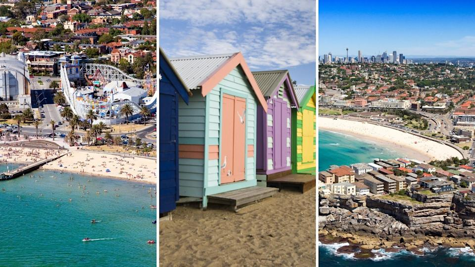 Do you live in one of these ritzy suburbs? Images: Getty.
