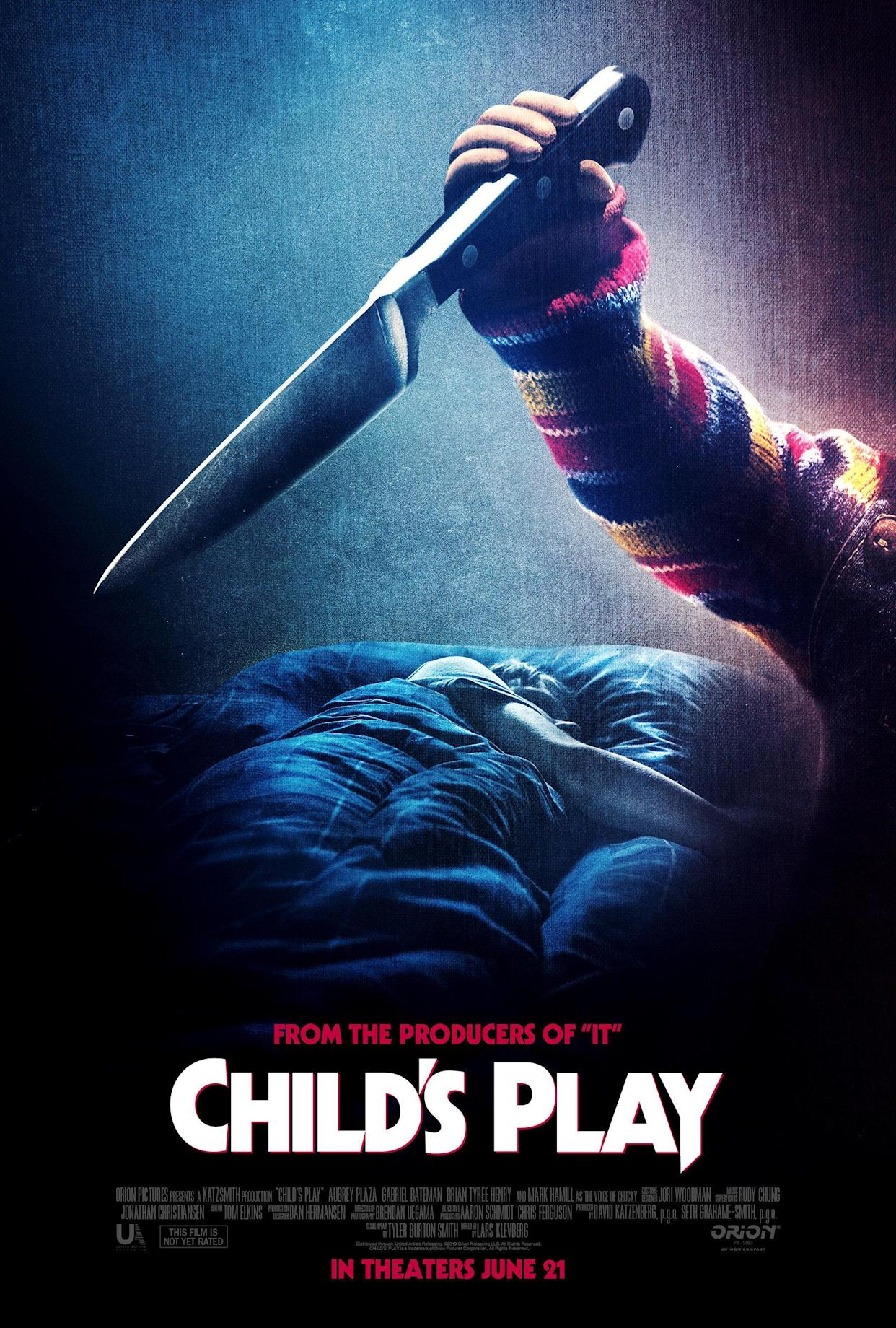 """Child's Play"" hits theaters June 21. (Orion Pictures )"