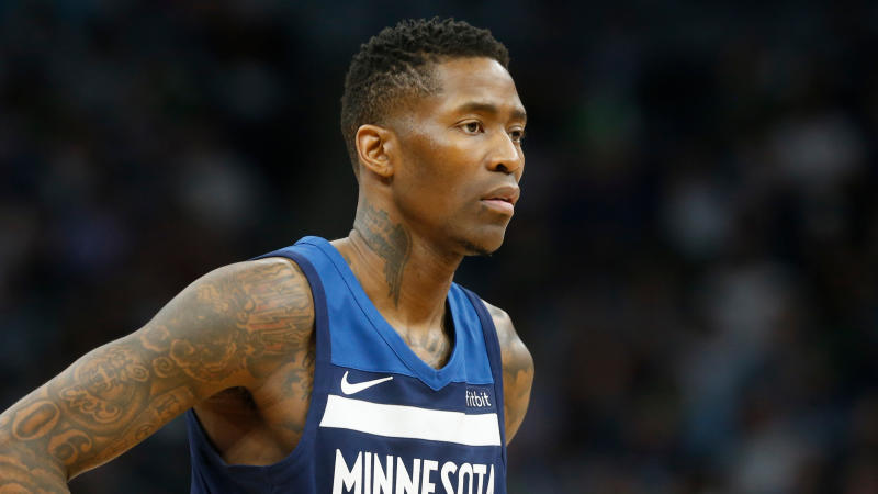 a1ddca87a Jamal Crawford declines  4.5M player option with Timberwolves