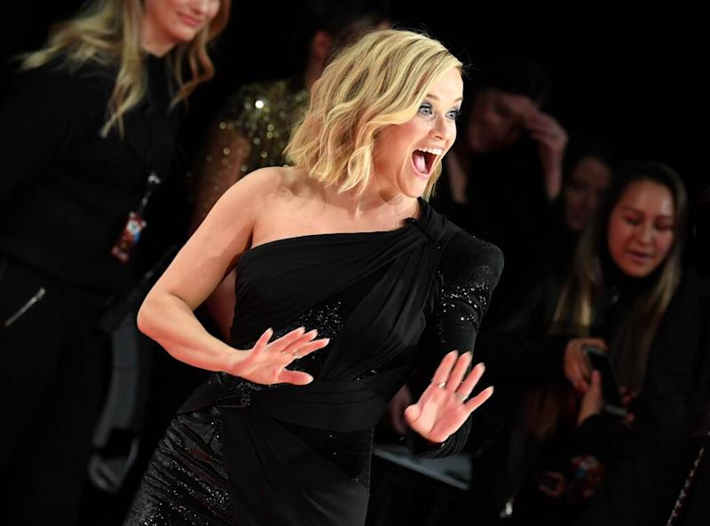 Reese Witherspoon, 2019 CMA Awards, Candids