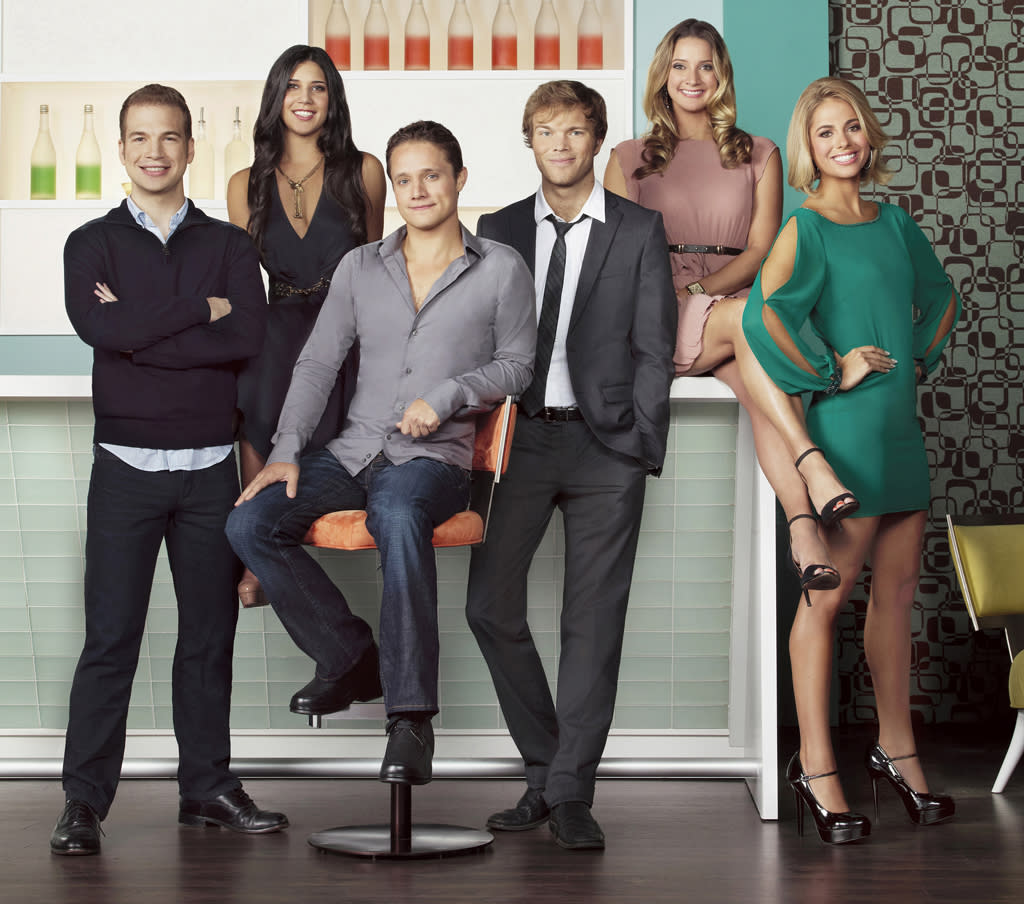 "The cast of Bravo's ""Start-Ups: Silicon Valley."""