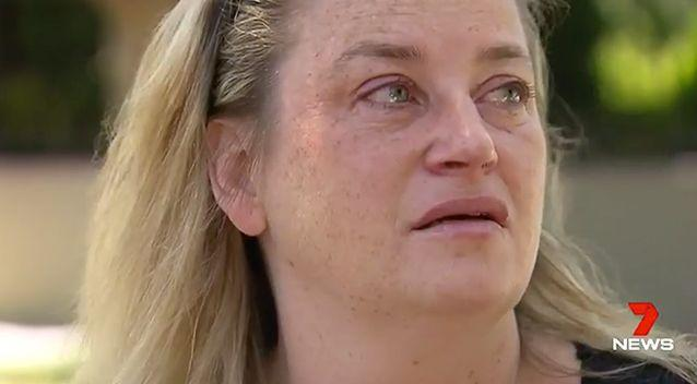 Danielle Hazan said she was convinced she was going to die during the frightening ordeal. Photo: 7 News