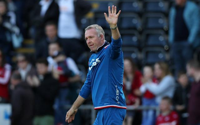 "Paul Lambert is leaving Stoke by mutual consent as the club prepare for next season in the Championship. Lambert's four-month reign is over after he was summoned for talks with vice-chairman John Coates on Friday morning. Stoke want to pursue a new direction following Premier League relegation and have opted to end his tenure, with the club triggering a clause in his contract that enables them to part company with minimal compensation. Lambert replaced Mark Hughes in January and though he improved performances and Stoke's defensive record, he won just two games out of 15, also drawing seven. The former Aston Villa and Wolves manager's reign suffered due to the poor behaviour of players including Saido Berahino, Jese Rodriguez and Ibrahim Afellay, who were all excluded from his first-team squad. Defeat against Crystal Palace confirmed Stoke's relegation Credit: Reuters And it can be revealed that Lambert was still battling against ill-discipline the day before the final game of the season at Swansea, when one player turned up for training late. But Stoke are now searching for only their fourth manager in 12 years after both parties agreed to part company. Stoke's statement read: ""The club would like to thank Paul for his work over the past four months and wish him well for the future. Whilst he was unable to guide us to Premier League safety after being appointed in January, it certainly wasn't due to a lack of effort, professionalism and dedication on his part. ""Paul would like to thank the Board, players and staff for the opportunity and their support. He would also like to thank the fans for their unwavering support. Whilst looking forward to his next challenge, he would like to wish the club every success next season. ""The club will appoint a replacement as soon as possible in order to give the new manager time to prepare for the challenge of the 2018/19 season in the Championship."" Premier League club-by-club review David Moyes, who departed West Ham on Wednesday, is admired by the Stoke board and has worked with the club's chief executive, Tony Scholes, at Preston North End. There is also likely to be support for ex-Everton manager Sam Allardyce, though persuading him or Moyes to work in the Championship will be a big ask. Gary Rowett, the Derby manager, was high on Stoke's list of targets earlier this year when they sacked Hughes and could come into contention again. Stoke are facing a summer of huge changes, with a number of players including Jack Butland, Xherdan Shaqiri, Joe Allen and Badou Ndiaye likely to leave. Yet Stoke are determined to retain a squad capable of promotion and have insisted they will be spending big in the second tier to bring in new signings."