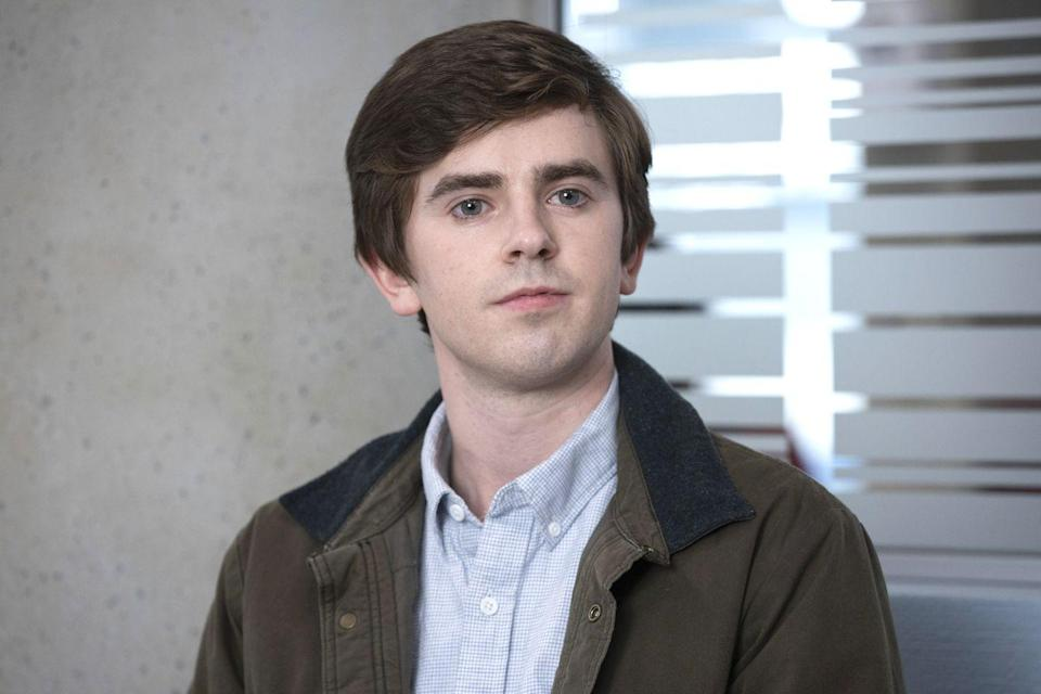"""<p>Seeing as how <em>The Good Doctor </em>gets <em>good</em> ratings–well actually, it's ABC's most-watched show–it's no surprise that the Freddie Highmore-led drama was <a href=""""https://variety.com/2020/tv/news/good-doctor-renewed-season-4-abc-1203499160/"""" rel=""""nofollow noopener"""" target=""""_blank"""" data-ylk=""""slk:renewed for season four"""" class=""""link rapid-noclick-resp"""">renewed for season four</a> back in February. </p>"""