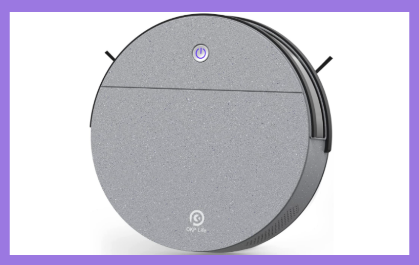 Kick back and let this robot vacuum do the work for you. (Photo: Amazon)