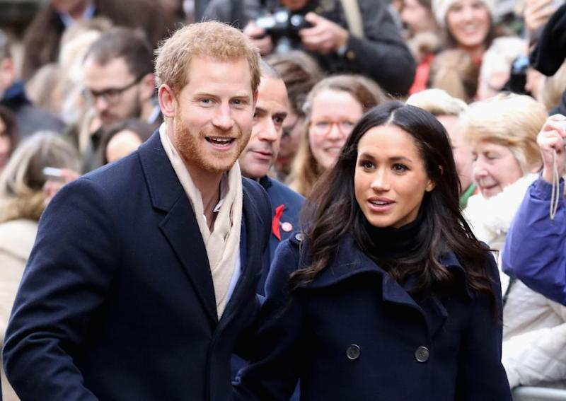It's unknown whether Meghan Markle and Prince Harry will be inviting Samantha to their May 19 wedding. Source: Getty