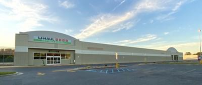 U-Haul® will soon be presenting an impressive retail and self-storage facility in Carlisle thanks to the recent acquisition of the former Kmart® property at 1180 Walnut Bottom Road.